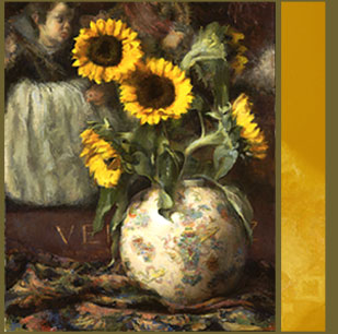 Michele Mitchell Ostlund's Sunflowers